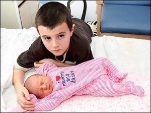 Youngest fathers in world