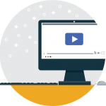 Facebook Video Downloading Sites Icon